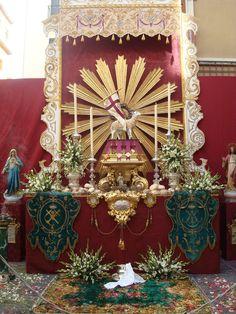 La Alacena de las Ideas: Altares del Corpus de Granada 2011