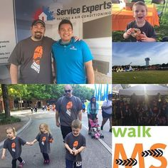 We had 3 locations and field support to come together to take part in the Dallas and Fort Worth MS Walk. We love this foundation and love our awesome team members.