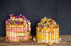 Popular Pastry Chef and all 'round cake master, Andy Bowdy, is opening a café in Enmore next month