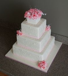 Sharon Zambito, her cakes are fabulous.  I love her DVD's that she has teaching different techniques of cake decorating!