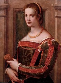 Portrait of a lady, 1560-70, Florentine school (?)