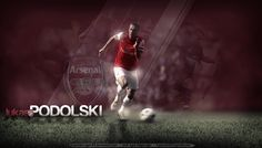 Lukas Podolski HD Desktop Wallpaper - http://www.wallpapersoccer.com/lukas-podolski-hd-desktop-wallpaper.html