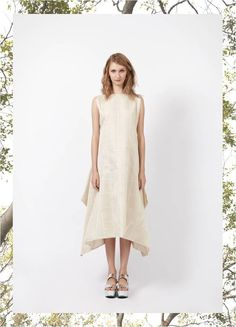 #JulianaGevaerd #ColeçãoBlow #Verão15JG Vestido Seda Oblivion