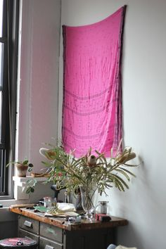 Inside The Artist Studio: Lily Stockman http://blog.freepeople.com/2012/10/artist-studio-lily-stockman/