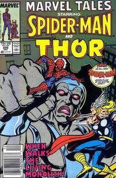Marvel Tales #206 (Dec 1987)