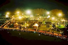 Party lawns in Delhi for Musical Nights