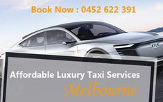 Enjoy #Luxury rides at #affordable cost with Silverservice24x7 which provides #Affordable #Luxury #Taxi #Services in #Melbourne booking is very simple just call at 0452 622 391 and book your cab Booking also possible online through Book@silverservice24x7.com for more detail visit at www.silverservice24x7.com