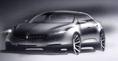 Car sketching. : Photo