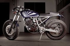 Yamaha XT 600Z Sonne by Benders - found on Racing Cafe