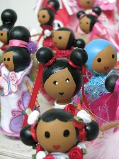 Clothespin Dolls by ClothesPin Dolls