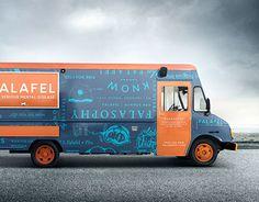 Podívejte se na tento projekt @Behance: \u201cFalasophy Food Truck\u201d https://www.behance.net/gallery/25976711/Falasophy-Food-Truck