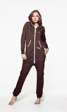 Finally! a onesie for adults.  I LOVE this!