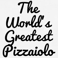 pizza / pizzaiolo / chef / italie / pizzaiola Tee shirts