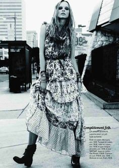bohemian fashion editorials | ... Archives | Page 2 of 2 | Forever Boho - Bohemian Fashion | Page 2
