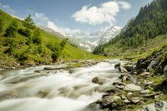 Chisone river - Chisone river - Val Troncea