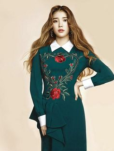 IU on CeCi Magazine October 2013