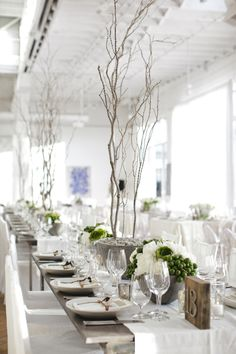 Contemporary Wedding In Greens And Whites By Atelier Joya Lau Studios San Francisco