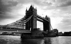 London Tower Bridge Black and White HD Photography Photography Essentials, City Photography, Bridge Wallpaper, Buy Led Lights, World Wallpaper, Computer Wallpaper, Tower Bridge London, Black And White City, Beautiful London