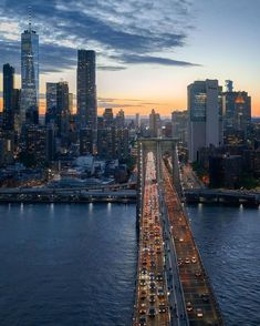 Manhattan Skyline, Lower Manhattan, New York Skyline, New York City Central Park, Brooklyn Bridge New York, New York Photography, I Love Nyc, September 7, Beautiful Places