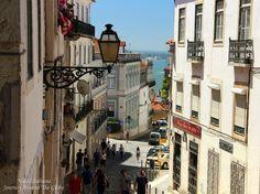 Alfama, Lisbon (Portugal)