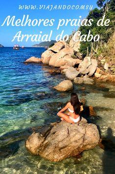 você conhece as praias de Arraial do Cabo? então veja as melhores praias  do nosso Caribe Brasileiro