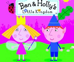 El pequeño reino de Ben y Holly - Programa completo, Dibujos animados es...