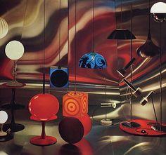 1970s lighting design.