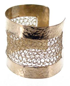 Keren Jewelry 3. Sekhmet Cuff. What do aspiring jewelry designers daydream ...