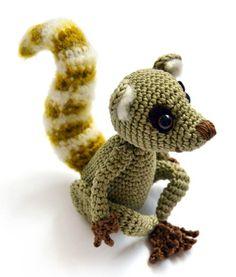 Sartu The Lemur Amigurumi Pattern