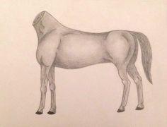 #horse #art #drawing