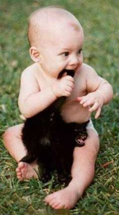 ooooo... we need to babysit sometime and let a baby have his/her way with ruby! bahahaha... (no animal cruelty intended, just a bit of her own medicine, you know?)