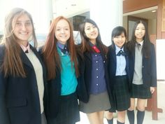 A number of proud Linsly students served by example by volunteering at the 2014 Naturalization Ceremony!
