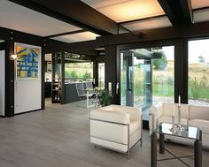 Musterhaus inneneinrichtung wohnzimmer  Musterhaus - HUF HAUS | Küche 02. | Pinterest | Musterhaus ...
