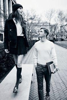 The Most Romantic Fashion Editorials on Pinterest
