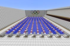 diy.org: olympic pool minecraft #minecraftfurniture