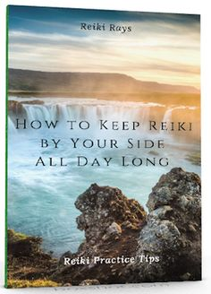 Reiki is not just something I practice on myself to stay well or on others to assist them in their well being. Reiki is an integral part of my life. It is something I acknowledge throughout my day, from the moment I wake up until I fall asleep at night. I see it as a