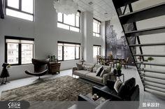 歡迎來到舊金山的藝術家閣樓!體驗美式工業混搭風情-設計家 Searchome