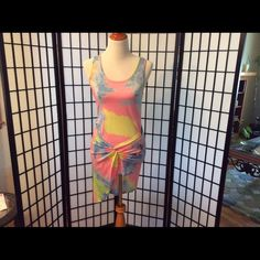 Cute Dress Sexy, summer dress. Will fit small to medium. Dresses Mini
