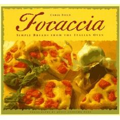 Focaccia: Simple Breads from the Italian Oven (Paperback) http://www.amazon.com/dp/0811806049/?tag=dismp4pla-20