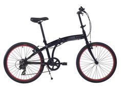Bicicleta Alubike Slite 2012 Folding Bike de 24 pulgadas