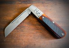 Charlow. Great Eastern Cutlery. GEC   TC Barlow. Traditional Pocket Knife