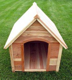 Cauti Cusca Caine - Aici gasesti totul despre cotet caine... Dog House Kit, Dog House Plans, Rustic Dog Houses, Dog Kennel Panels, Luxury Dog House, Luxury Dog Kennels, Insulated Dog House, Dog Kennel Designs, Cat Kennel