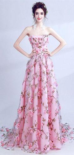 4d831051ad 30 Best Pink floral dress images in 2019