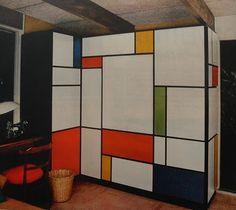 Mondrian... | Diário do Figurino