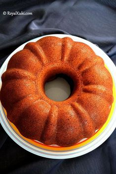 iki renkli kakaolu kek