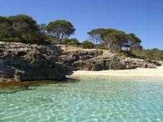 Cala Es Talaier. Menorca. Spain