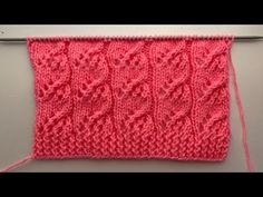 Knitting Design For Cardigan/Sweater/Jacket/Frock - YouTube