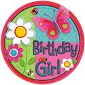 Garden Party Ideas   Girls Party Ideas at Birthday in a Box