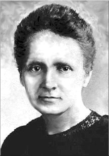 """Nothing in life is to be feared. It is only to be understood.""  -Marie Curie"