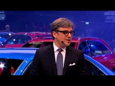 Audi press conference at the IAA 2015 - YouTube